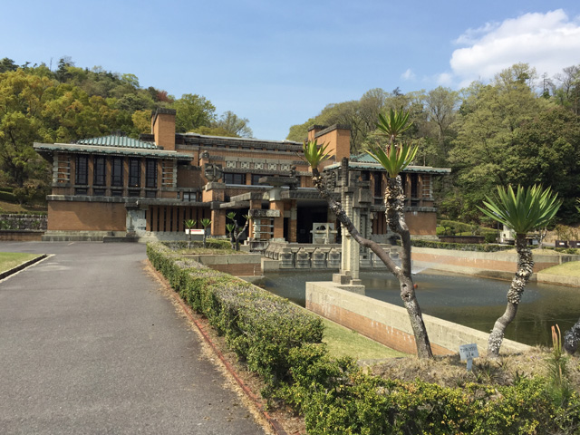 japan,art, architecture,imperial hotel