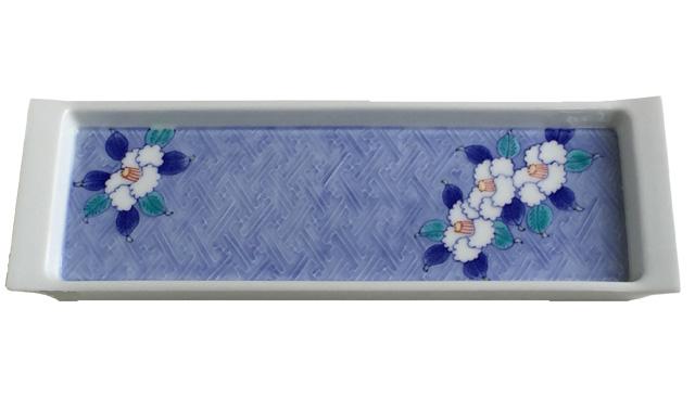 japan,art,pottery,flower,arita,tsuji