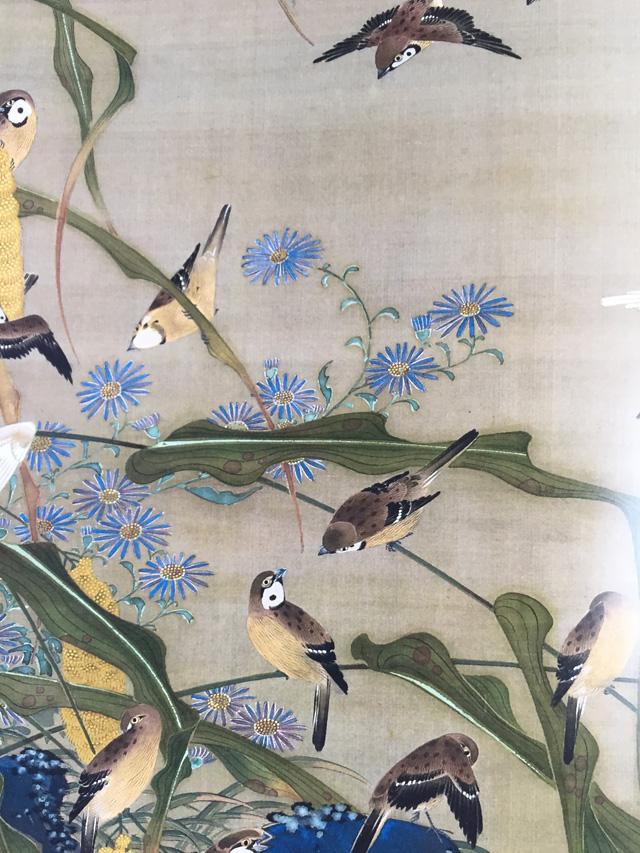 japan, art, ito jakuchu, kyoto