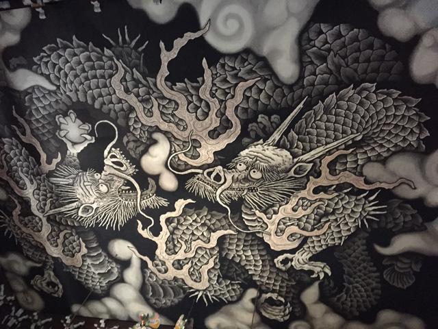 japan, kyoto, kennin-ji, dragon