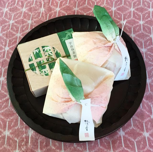 japan, sweets, seikanin, kyoto