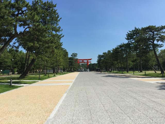 japan, kyoto, garden, heian jingu