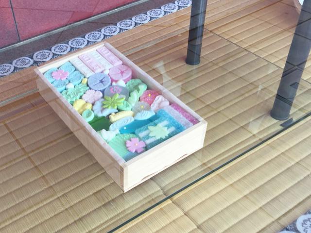 japan, sweets. kyoto, kagizen