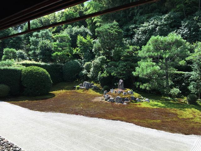 kyoto, tofuku-ji, funda-in, garden, sesshu