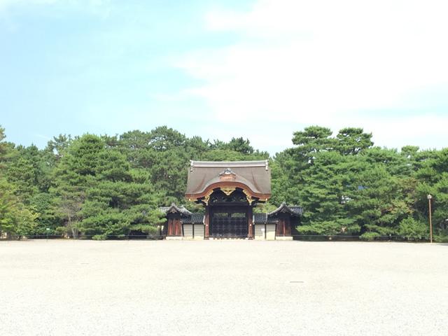 kyoto, gosho, imperial palace