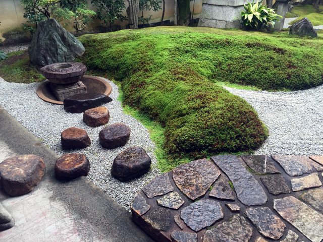 kyoto, shigemori mirei, garden