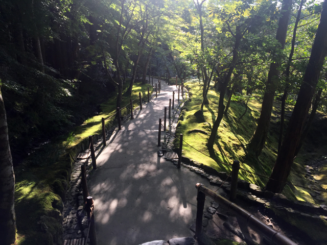 kyoto, temple, ginkaku-ji, silver pavilion
